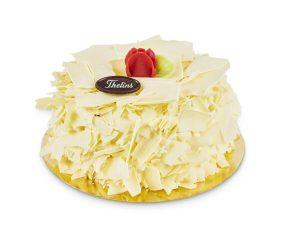 White Dream tårta från Thelins på Godsmak.se